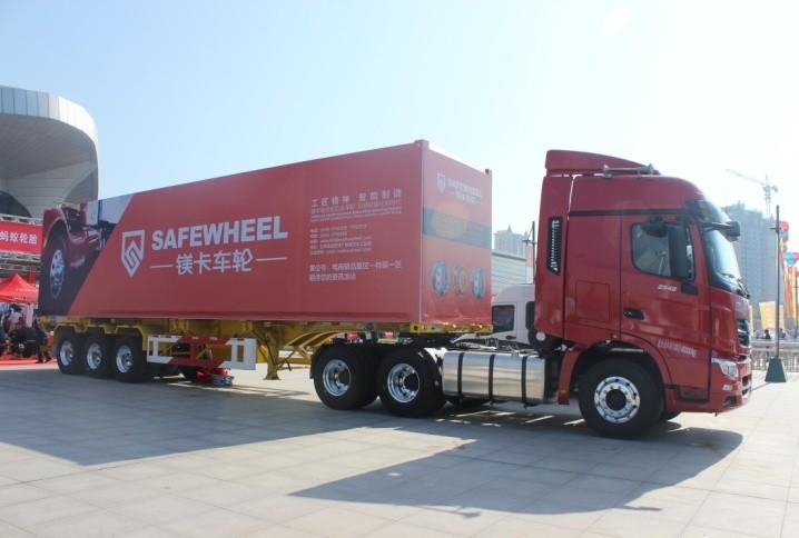 镁卡车轮,以优秀品质立于行业前沿