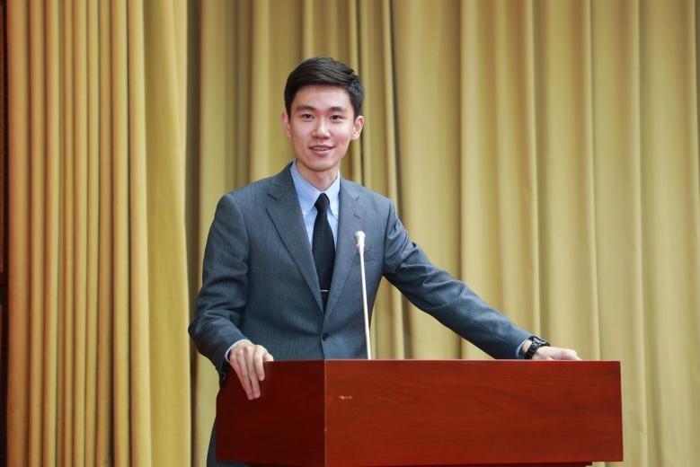 清华大学施博辰成为首位获得IET国际研究奖学金的中国学生