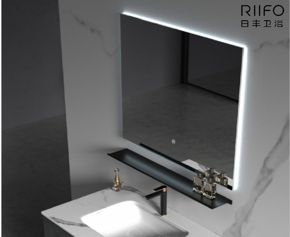 直击日丰卫浴GPJ2097浴室柜:内外兼修,颜值超能打!