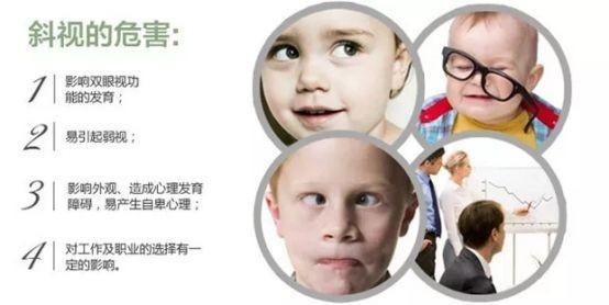 """孩子""""对眼""""长大就会好,真是这样吗?上海"""