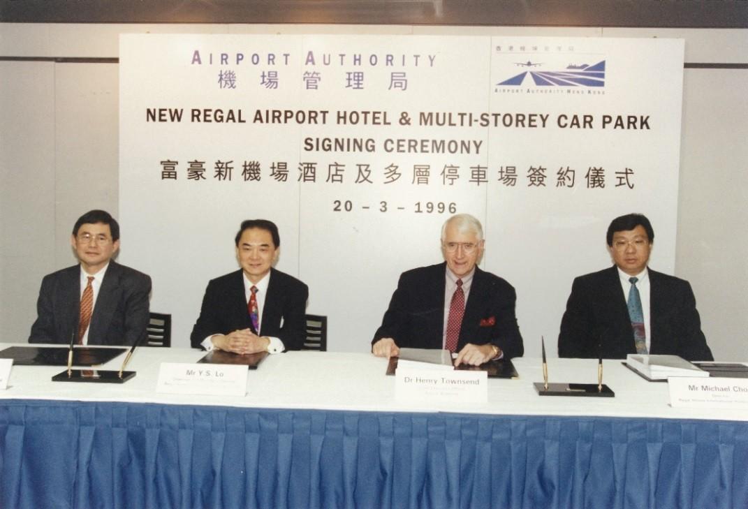 羅旭瑞發揚香港精神,打造全球最佳機場酒店