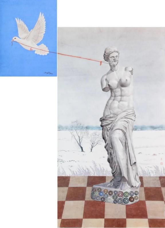 [艺术荐] - 2021-08-07 艺术荐 ・ 第三届当代艺术交流展丨第二期1868.png