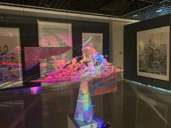[艺术荐] - 2021-08-07 艺术荐 ・ 第三届当代艺术交流展丨第二期5137.png