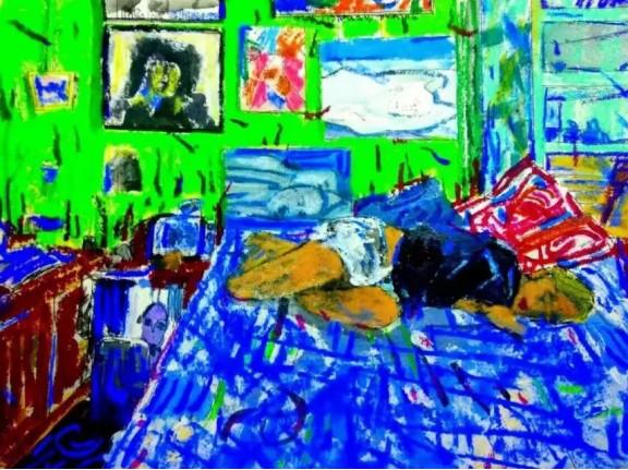 [艺术荐] - 2021-08-07 艺术荐 ・ 第三届当代艺术交流展丨第二期7988.png