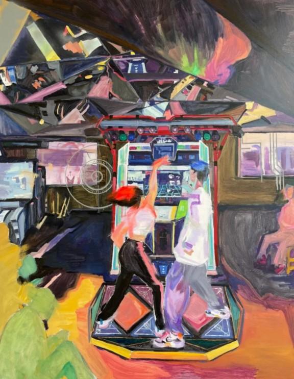 [艺术荐] - 2021-08-09 艺术荐 ・ 第三届当代艺术交流展丨第三期3091.png