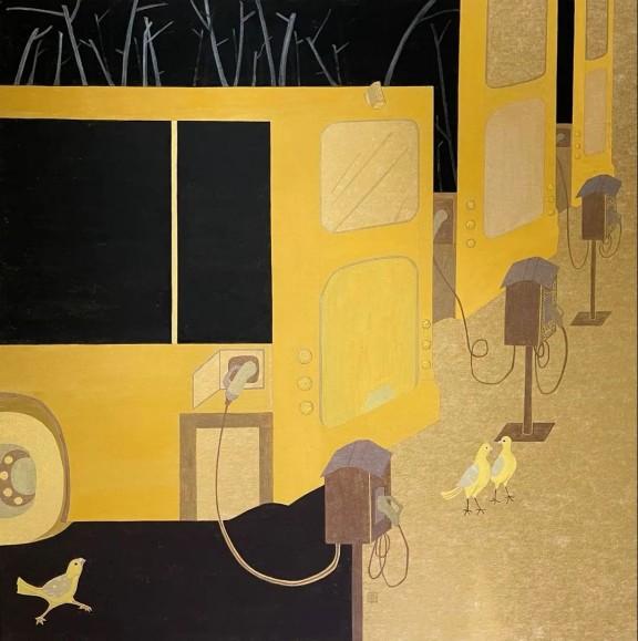 [艺术荐] - 2021-08-09 艺术荐 ・ 第三届当代艺术交流展丨第三期3242.png