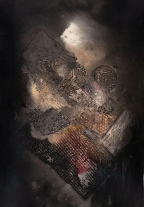 [艺术荐] - 2021-08-09 艺术荐 ・ 第三届当代艺术交流展丨第三期5233.png