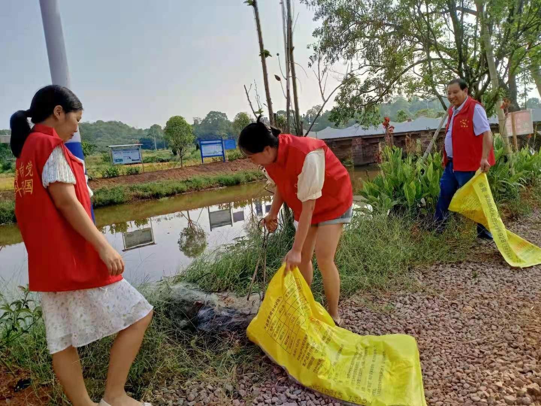 湖南省衡南县泉湖镇:守护母亲河建设幸福河
