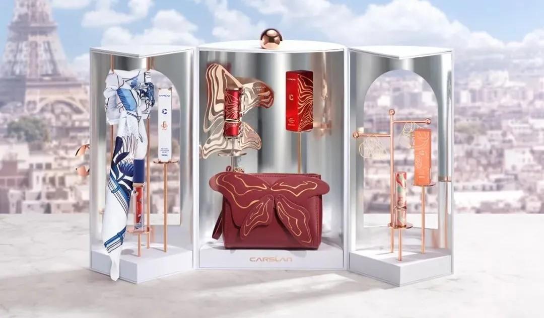 联名国际奢侈品设计师限量定制,卡姿兰正步入国际化进程