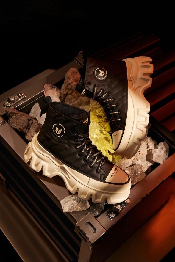 秋冬款鞋履上新,不可错过的OGR「屾shēn」系列淘金浪潮