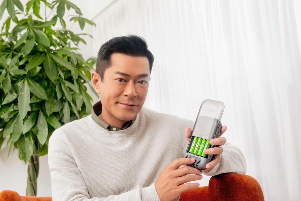 直击金山电池绿再十分充超快充电器*广告拍摄现场